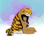 Neya and Tiger